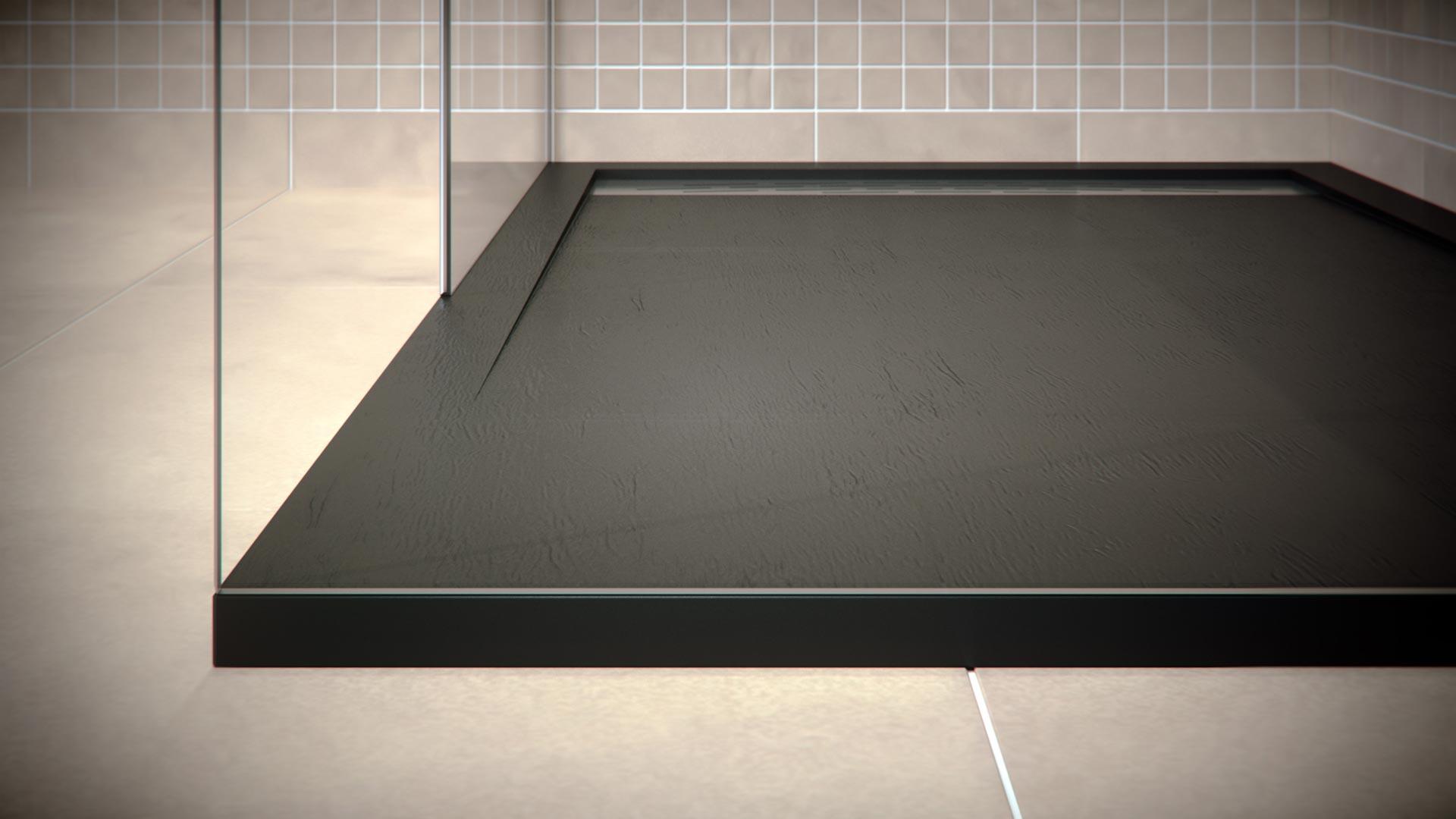 aquarell fabricant de receveurs en r sine sur mesure. Black Bedroom Furniture Sets. Home Design Ideas